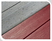mould resistant composite decking