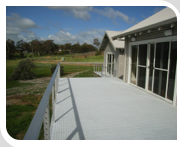 Water Resistant Composite decking perth