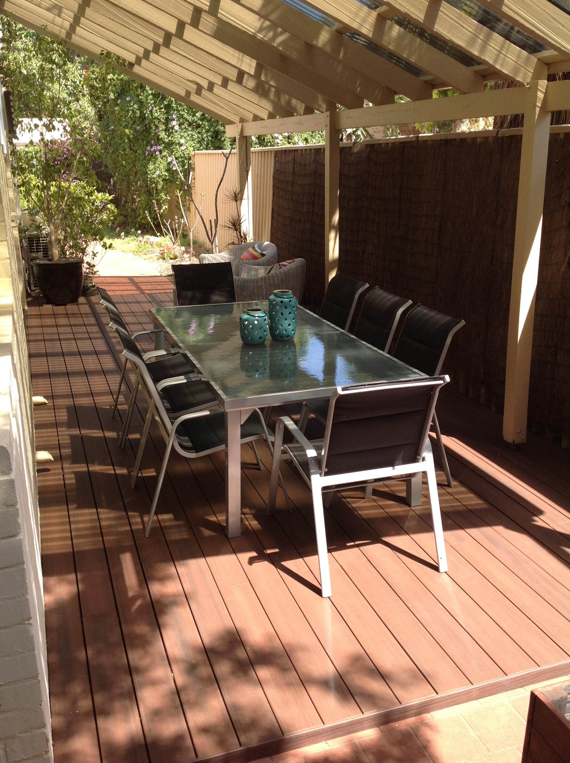 Composite decking brands composite deck brands composite for Compare composite decking brands