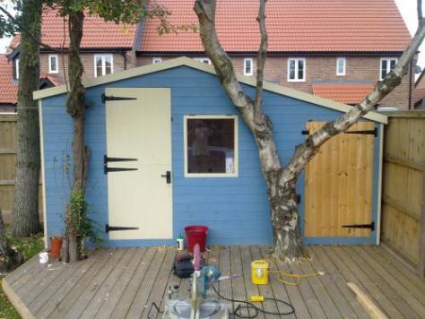 Garden Playhouse 2