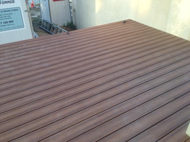 City Beach Composite Decking Perth