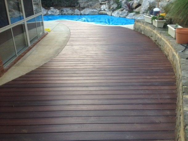 Nex gen Decking boards