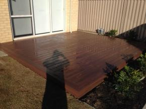 Gwelup decking