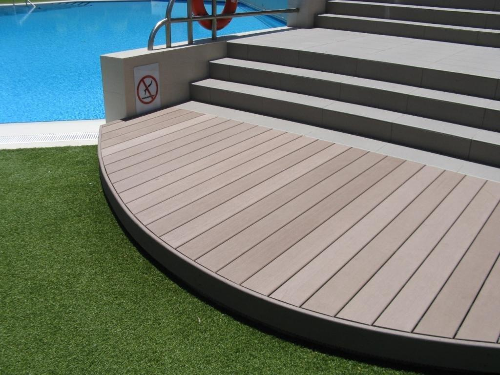 Right wood composite decking perth for Composite decking brands