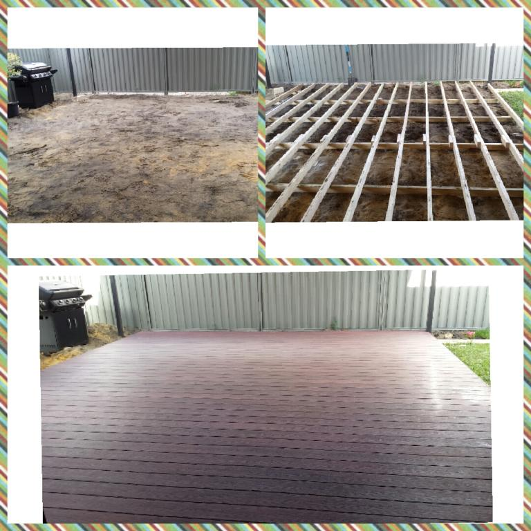 Harrisdale Composite Decking Perth
