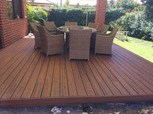 Trex decking canningvale Perth