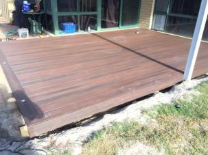NexGen Composite Decking