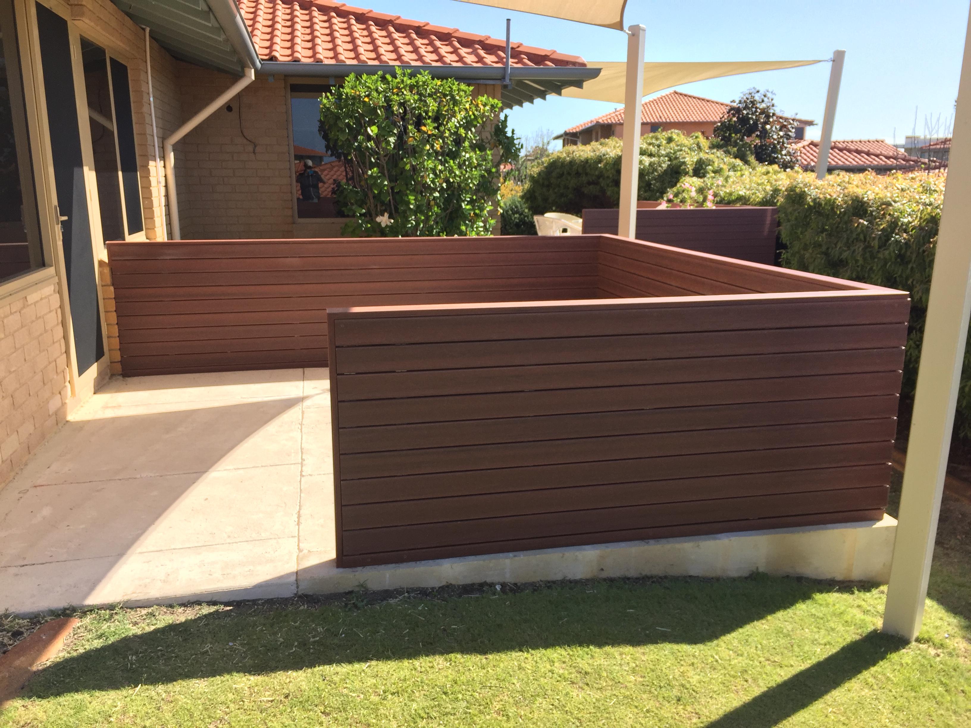 Modwood composite decking perth for Composite decking brands