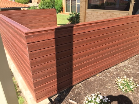 Mod wood Decking