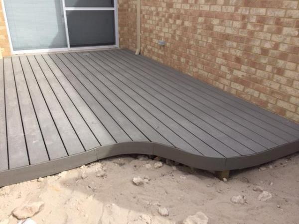 Trex Contour Deck