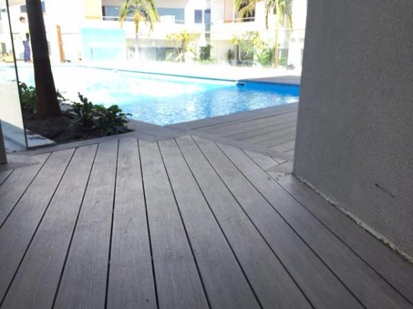 Ultra deck around pool