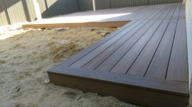 Ultrashield in Teak