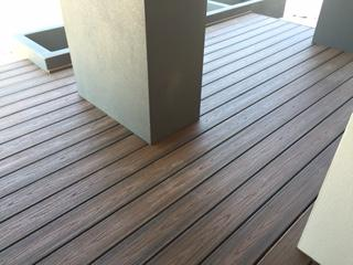 Trex Decking- Spiced Rum