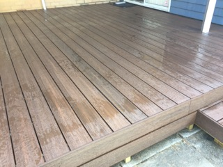 Newtech wood composite deck composite decking perth for Best composite decking brand 2016